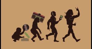 Evolucija glazbe