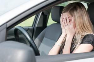 Kako prevladati strah od vožnje auta