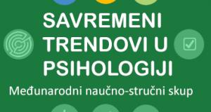 Savremeni trendovi u psihologiji – međunarodni naučno-stručni skup