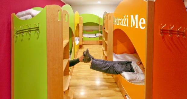 """Istražite """"Chillout Hostel Zagreb"""" uz izvanrednu ponudu za sve psiholjupce!"""