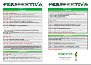 Raspored perspektive